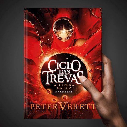 b5c5fc57d A Guerra da Luz - Ciclo das Trevas - Vol.3 - DarkSide Books